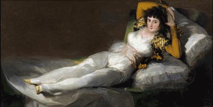 Goya Maja Vestido