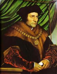 Hans Holbein's Sir Thomas More
